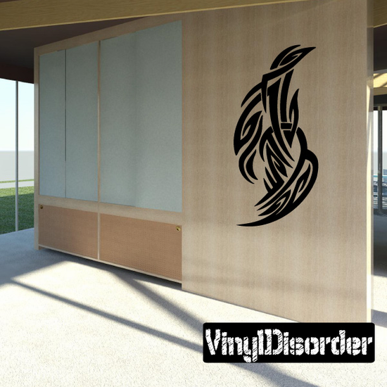 Classic Tribal Wall Decal - Vinyl Decal - Car Decal - DC 101