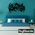 Classic Tribal Wall Decal - Vinyl Decal - Car Decal - DC 109