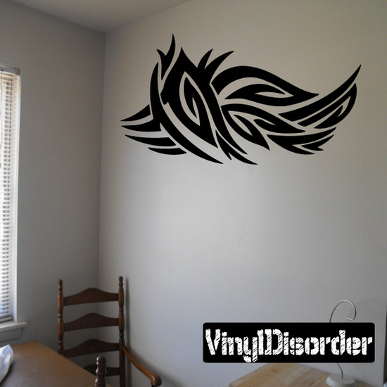 Classic Tribal Wall Decal - Vinyl Decal - Car Decal - DC 116