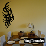 Classic Tribal Wall Decal - Vinyl Decal - Car Decal - DC 117