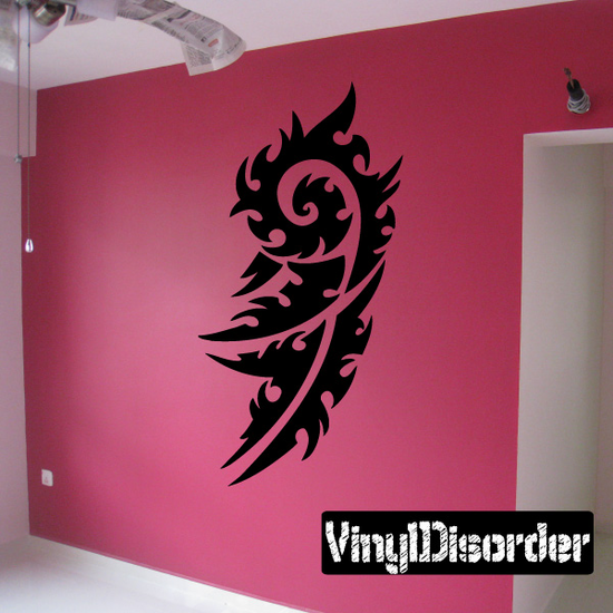 Classic Tribal Wall Decal - Vinyl Decal - Car Decal - DC 118