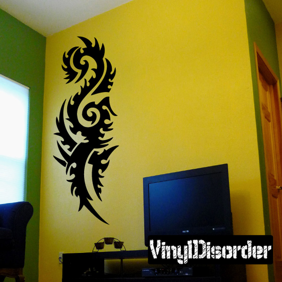 Classic Tribal Wall Decal - Vinyl Decal - Car Decal - DC 122