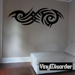Classic Tribal Wall Decal - Vinyl Decal - Car Decal - DC 123