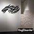 Classic Tribal Wall Decal - Vinyl Decal - Car Decal - DC 124