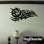 Classic Tribal Wall Decal - Vinyl Decal - Car Decal - DC 125