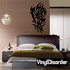 Classic Tribal Wall Decal - Vinyl Decal - Car Decal - DC 129