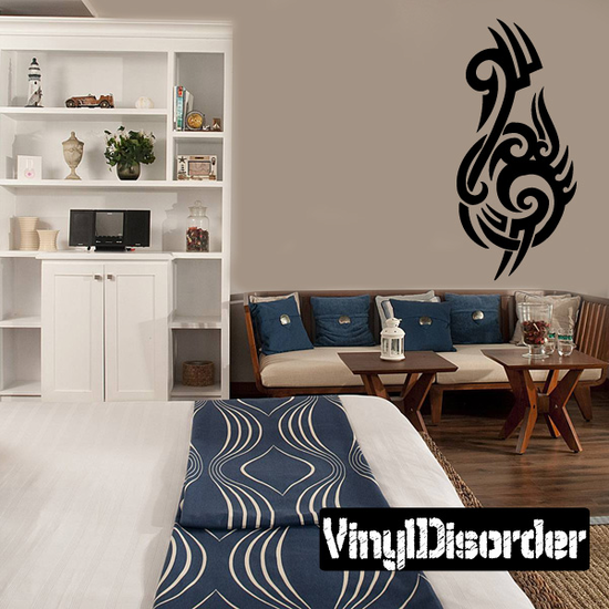Classic Tribal Wall Decal - Vinyl Decal - Car Decal - DC 131