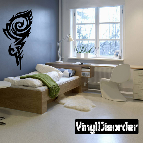 Classic Tribal Wall Decal - Vinyl Decal - Car Decal - DC 132