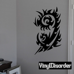 Classic Tribal Wall Decal - Vinyl Decal - Car Decal - DC 134