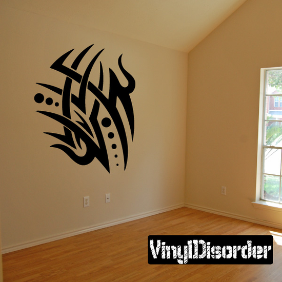 Classic Tribal Wall Decal - Vinyl Decal - Car Decal - DC 137