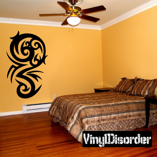Classic Tribal Wall Decal - Vinyl Decal - Car Decal - DC 139