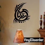 Classic Tribal Wall Decal - Vinyl Decal - Car Decal - DC 140