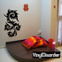 Classic Tribal Wall Decal - Vinyl Decal - Car Decal - DC 142