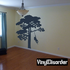 Large Tree with child on a swing kit - Wall Decals