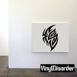 Classic Tribal Wall Decal - Vinyl Decal - Car Decal - DC 145