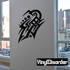 Classic Tribal Wall Decal - Vinyl Decal - Car Decal - DC 146