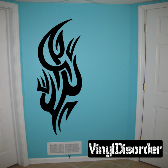 Classic Tribal Wall Decal - Vinyl Decal - Car Decal - DC 149