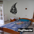 Classic Tribal Wall Decal - Vinyl Decal - Car Decal - DC 151