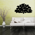 Tree Wall Decal - Vinyl Decal - Car Decal - 035