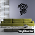 Classic Tribal Wall Decal - Vinyl Decal - Car Decal - DC 154