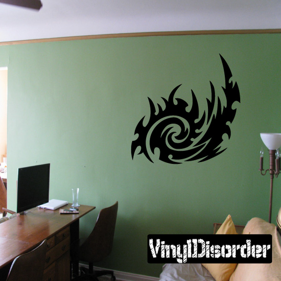 Classic Tribal Wall Decal - Vinyl Decal - Car Decal - DC 160