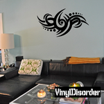 Classic Tribal Wall Decal - Vinyl Decal - Car Decal - DC 168