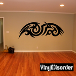 Classic Tribal Wall Decal - Vinyl Decal - Car Decal - DC 170