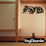 Classic Tribal Wall Decal - Vinyl Decal - Car Decal - DC 182