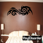 Classic Tribal Wall Decal - Vinyl Decal - Car Decal - DC 184