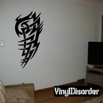 Classic Tribal Wall Decal - Vinyl Decal - Car Decal - DC 188