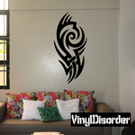 Classic Tribal Wall Decal - Vinyl Decal - Car Decal - DC 194
