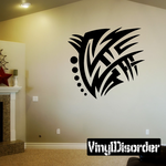 Classic Tribal Wall Decal - Vinyl Decal - Car Decal - DC 196