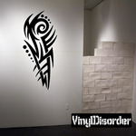 Classic Tribal Wall Decal - Vinyl Decal - Car Decal - DC 199