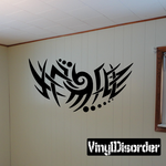 Classic Tribal Wall Decal - Vinyl Decal - Car Decal - DC 200