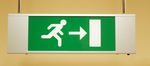 Emergency Sign Stickers