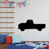 Truck Wall Decal - Vinyl Decal - Car Decal - DC009
