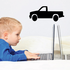 Truck Wall Decal - Vinyl Decal - Car Decal - DC012