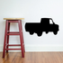 Truck Wall Decal - Vinyl Decal - Car Decal - DC013