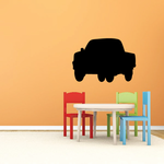 Truck Wall Decal - Vinyl Decal - Car Decal - DC018