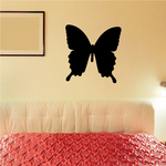 Butterfly Wall Decal - Vinyl Decal - Car Decal - NS033