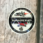 Holographic Hearts Laminate