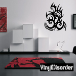 Classic Tribal Wall Decal - Vinyl Decal - Car Decal - DC 021