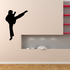 Karate Wall Decal - Vinyl Decal - Car Decal - AL 021