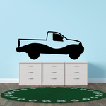 Truck Wall Decal - Vinyl Decal - Car Decal - DC152
