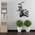 Karate Wall Decal - Vinyl Sticker - Car Sticker - Die Cut Sticker - CDSCOLOR014