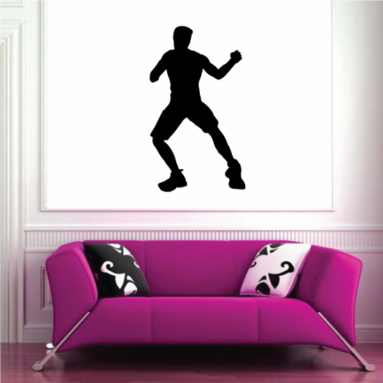 MMA Wall Decal - Vinyl Decal - Car Decal - 007