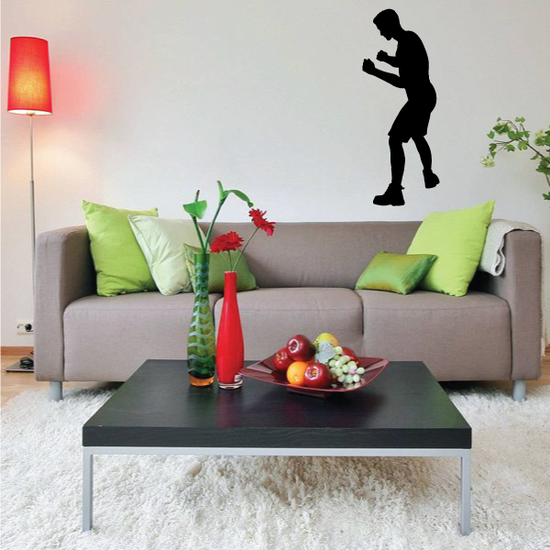 MMA Wall Decal - Vinyl Decal - Car Decal - 008