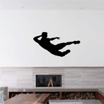 MMA Wall Decal - Vinyl Decal - Car Decal - 010
