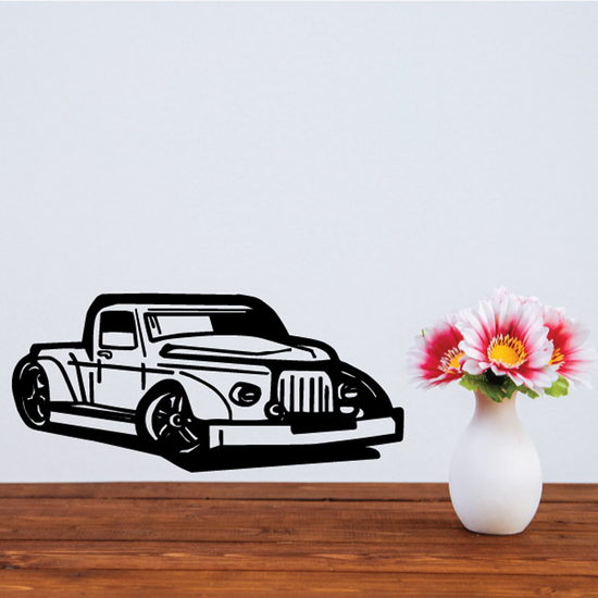 Car Wall Decal - Vinyl Decal - Car Decal - DC077