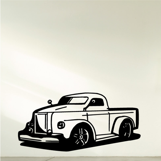 Car Wall Decal - Vinyl Decal - Car Decal - DC087
